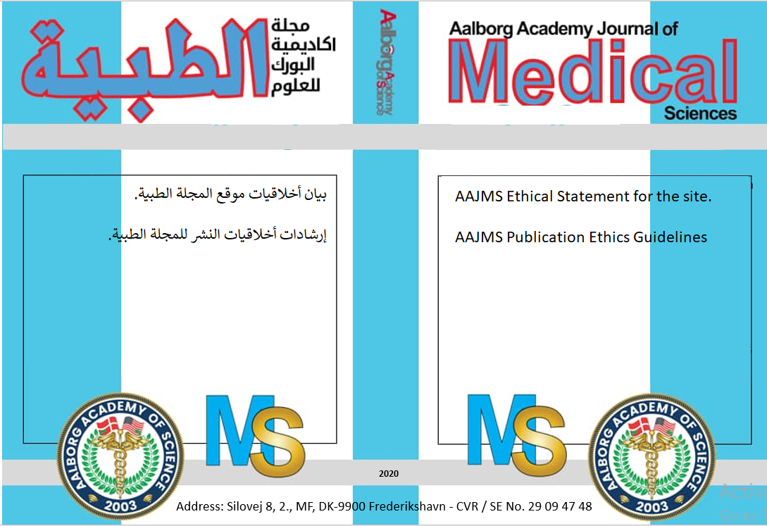 Aalborg Academy Journal of Medical Sciences